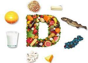含有维生素D食物