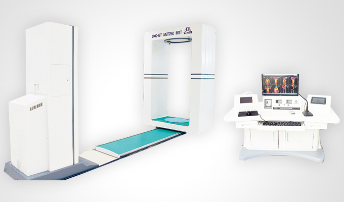 云南省老干部医院体检中心TTM热断层扫描